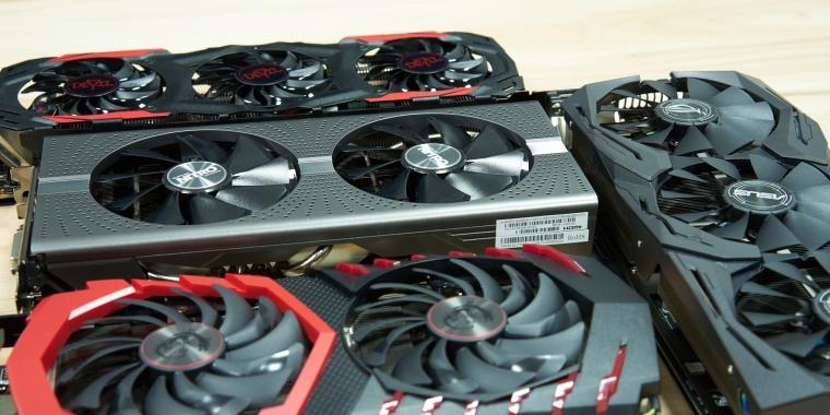 Grafikkartenpreise: Radeon RX 580, Geforce GTX 1070 & Co. werden weiter teurer