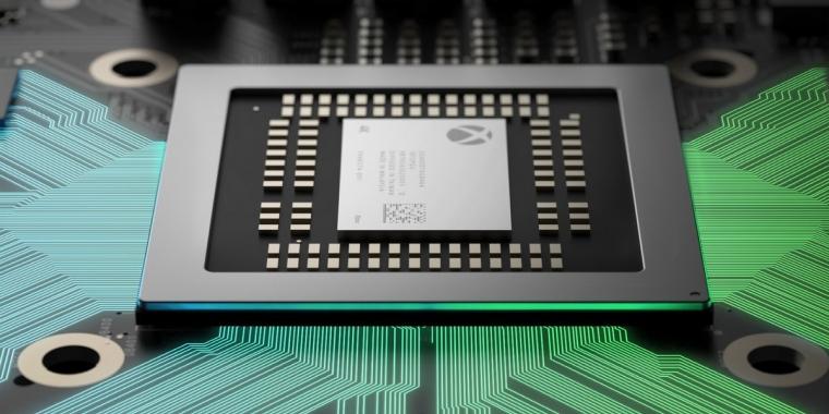 Xbox Scorpio unterstützt Freesync 2 und VRR über HDMI 2.1