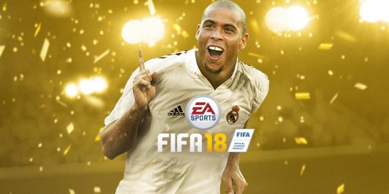 Ronaldo prangt auf der Icon-Edition von Fifa 18.