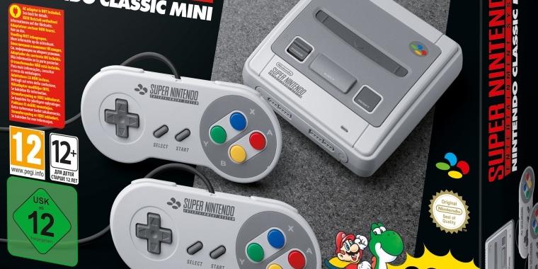 Das SNES Mini erscheint Ende September mit 21 Spielen.
