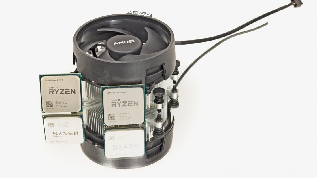 Ryzen 3 1300X und 1200 im Test: Overclocking und Fazit