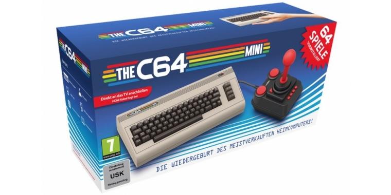 The C64 Mini hat einen Veröffentlichungstermin (1)