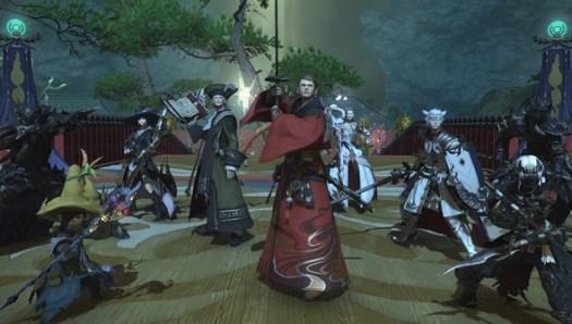 Final Fantasy XIV Stormblood