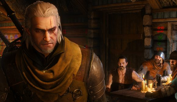 the witcher 3 is