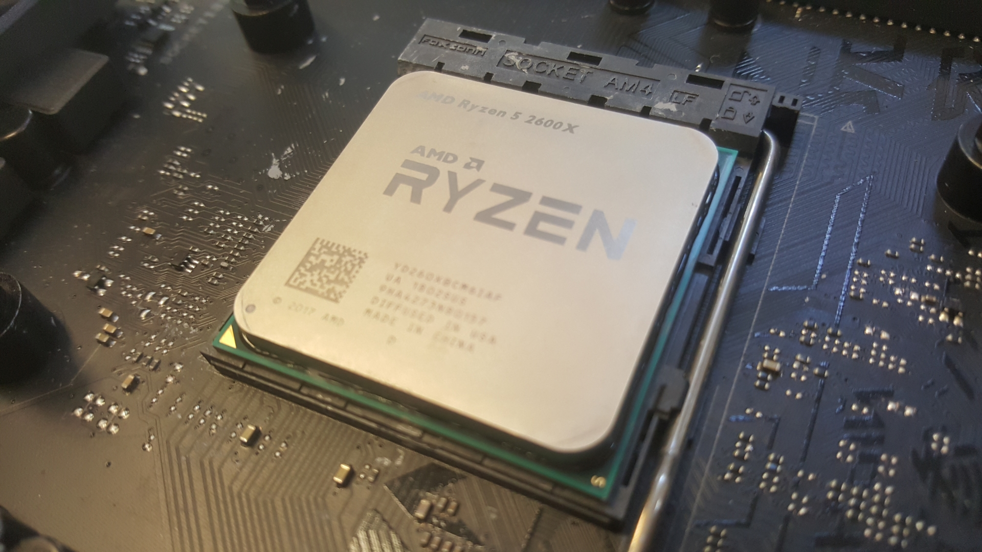 AMD Ryzen 5 2600X review: a CPU that deserves to be the heart of your next gaming rig   PCGamesN