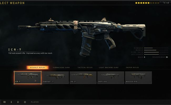 Call Of Duty Black Ops 4 Weapons Every Gun Detailed