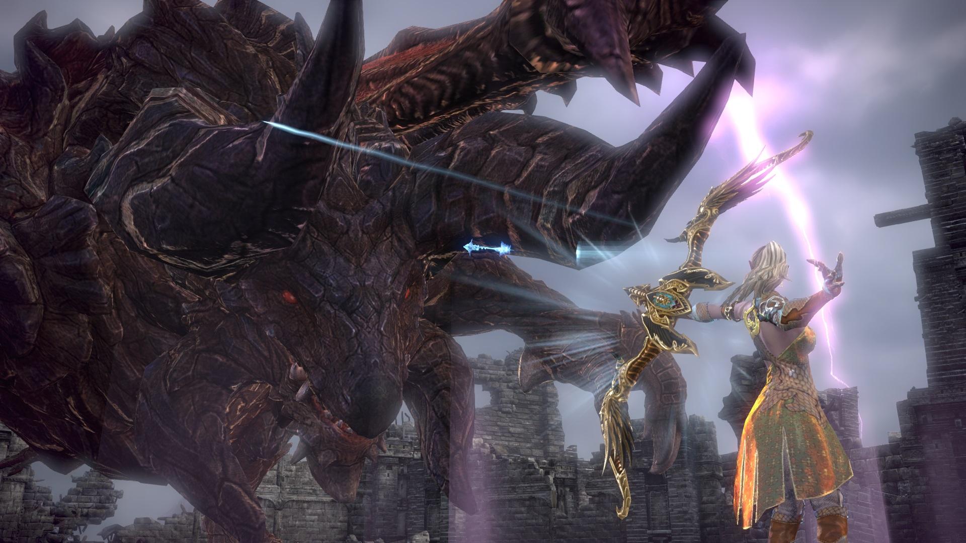 The Best MMORPGs On PC PCGamesN
