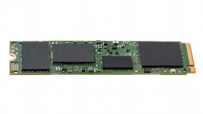 Meilleur SSD pour les jeux - Intel SSD 600p