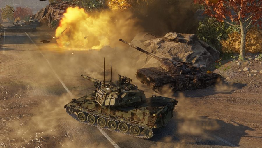 tank games 11 of