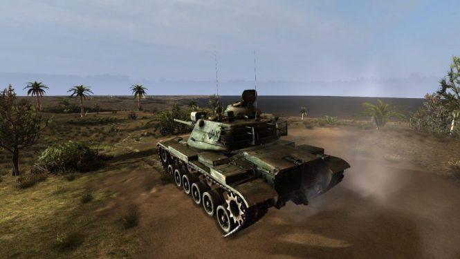 Cool tank games: Steel Armor Blaze of War