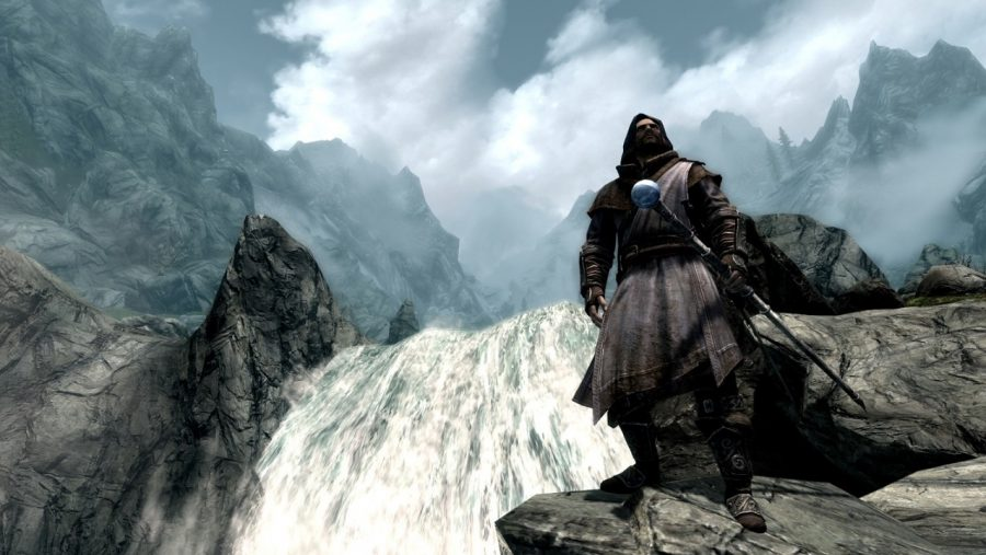 the 100 best skyrim