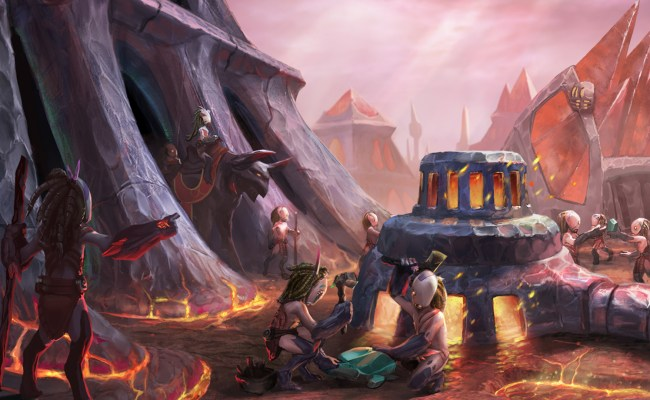 Endless Legend Inferno Will Let You Terraform The World