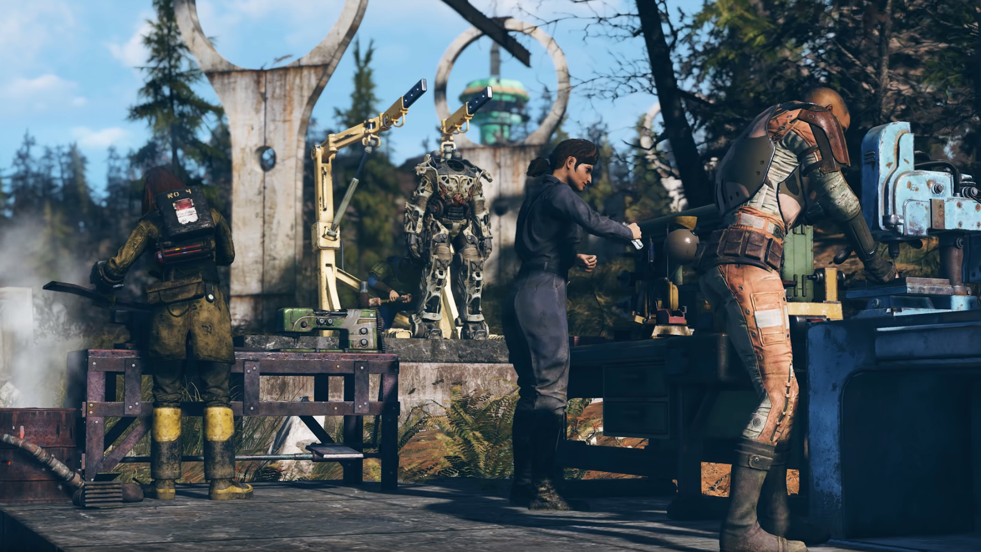 Fallout 76 Release Date And Multiplayer News All The Latest Details PCGamesN