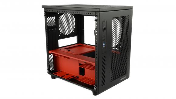 CaseLabs Merlin two-tone PC case
