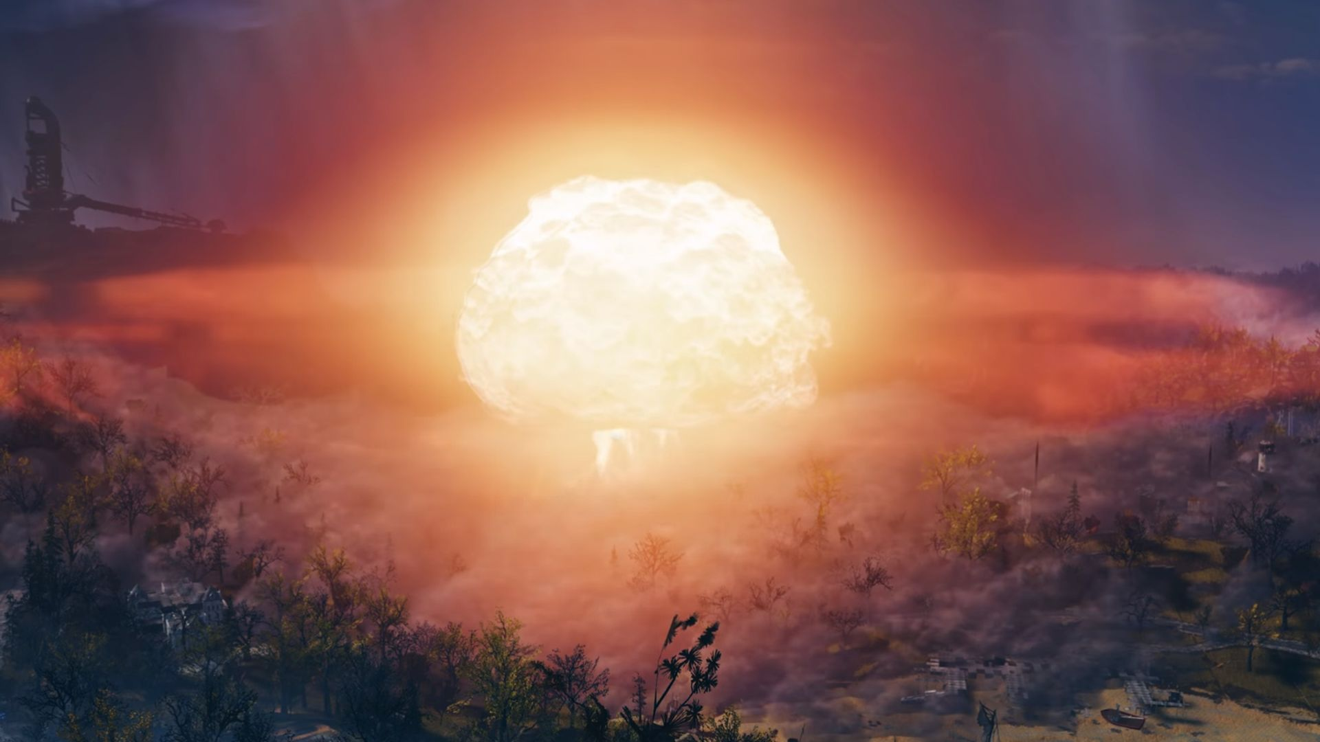 Fallout 76s Main Quest Ends With You Launching Nukes
