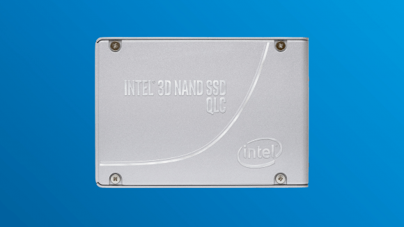 Intel 3D NAND SSD QLC 2.5-inch form factor