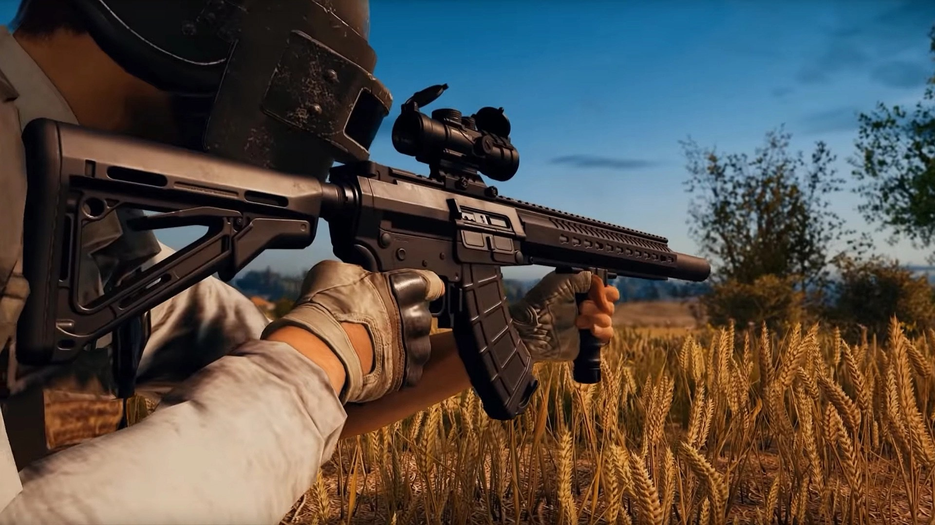 PUBG Weapons Guide The Best Guns For Getting A Chicken Dinner PCGamesN