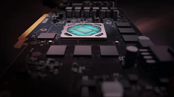 AMD Radeon RX 580 GPU