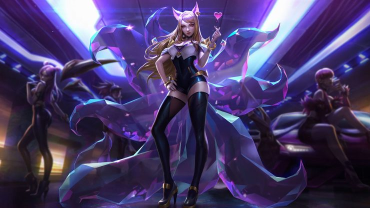 League Of Legends Patch 821 KDA And Halloween Skins