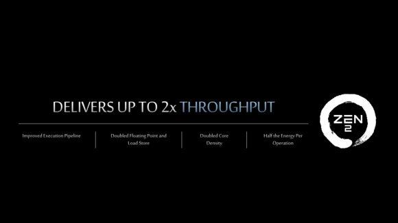 AMD Zen 2 throughput
