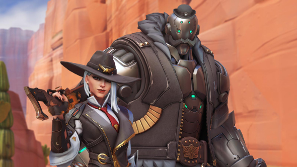 Ashes Friend Bob Can Capture A Point In Overwatch By