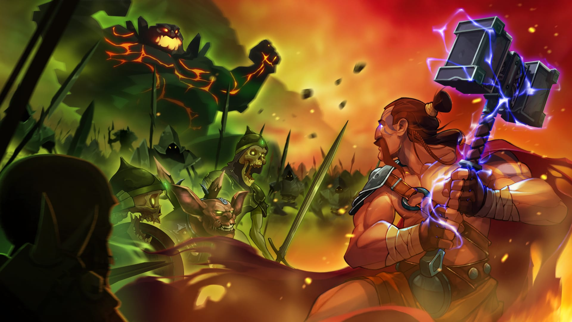 Wallpaper Gaming Girl Pagan Online Is The New Action Rpg From World Of Tanks