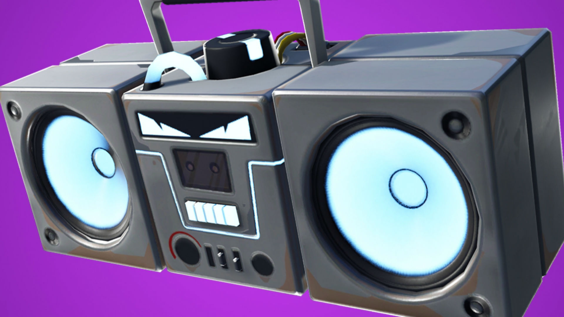 Fortnite's New Boombox Item Makes Building Impossible