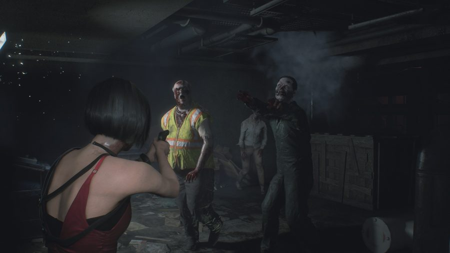 Resident Evil 2s horrible humans are more disgusting than