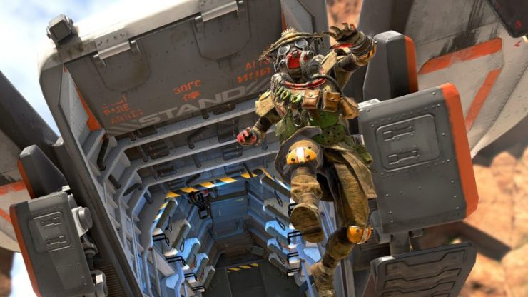 Apex Legends, one of the best battle royale games
