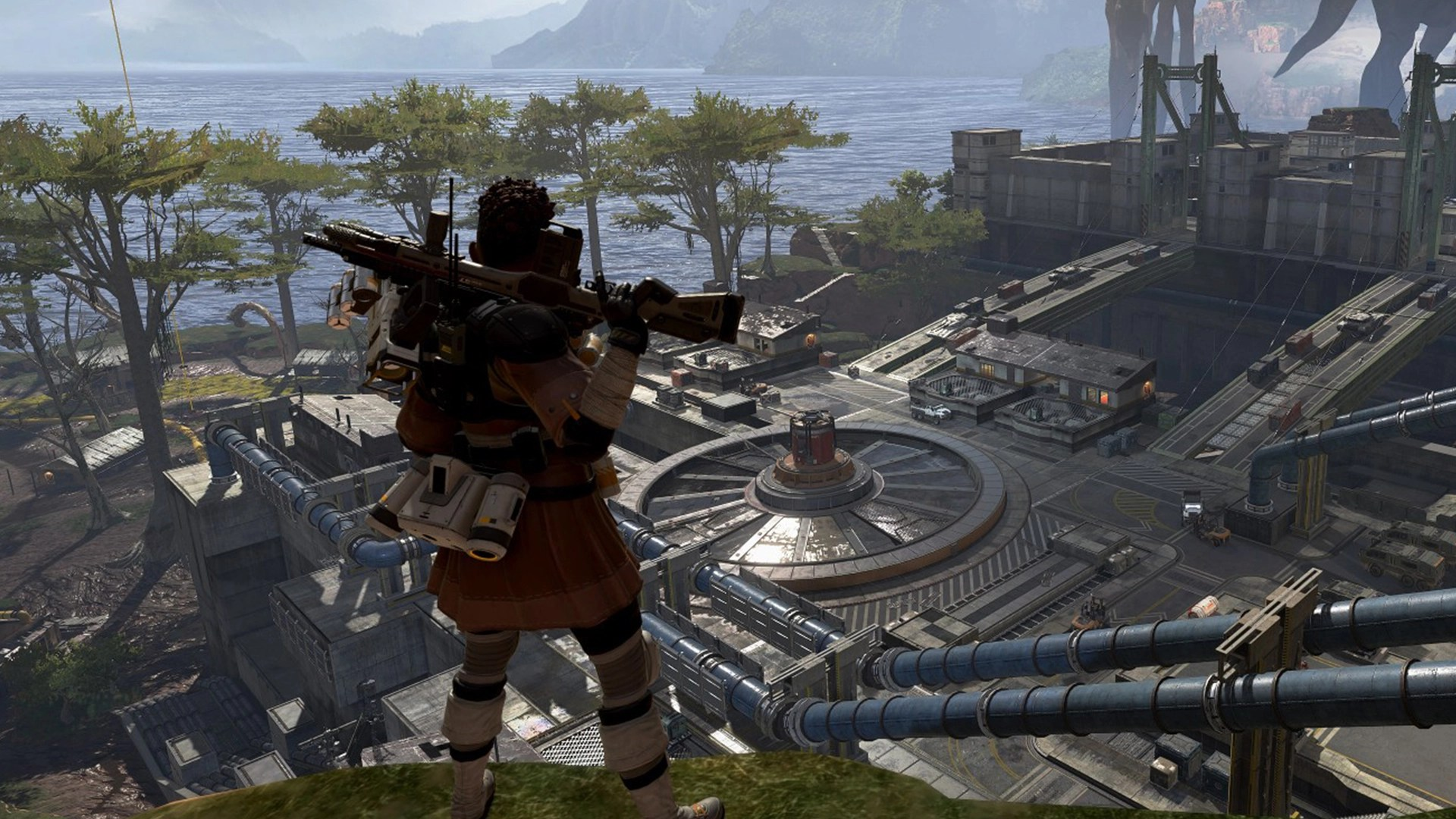 hight resolution of titanfall battle royale apex legends is free and out right now