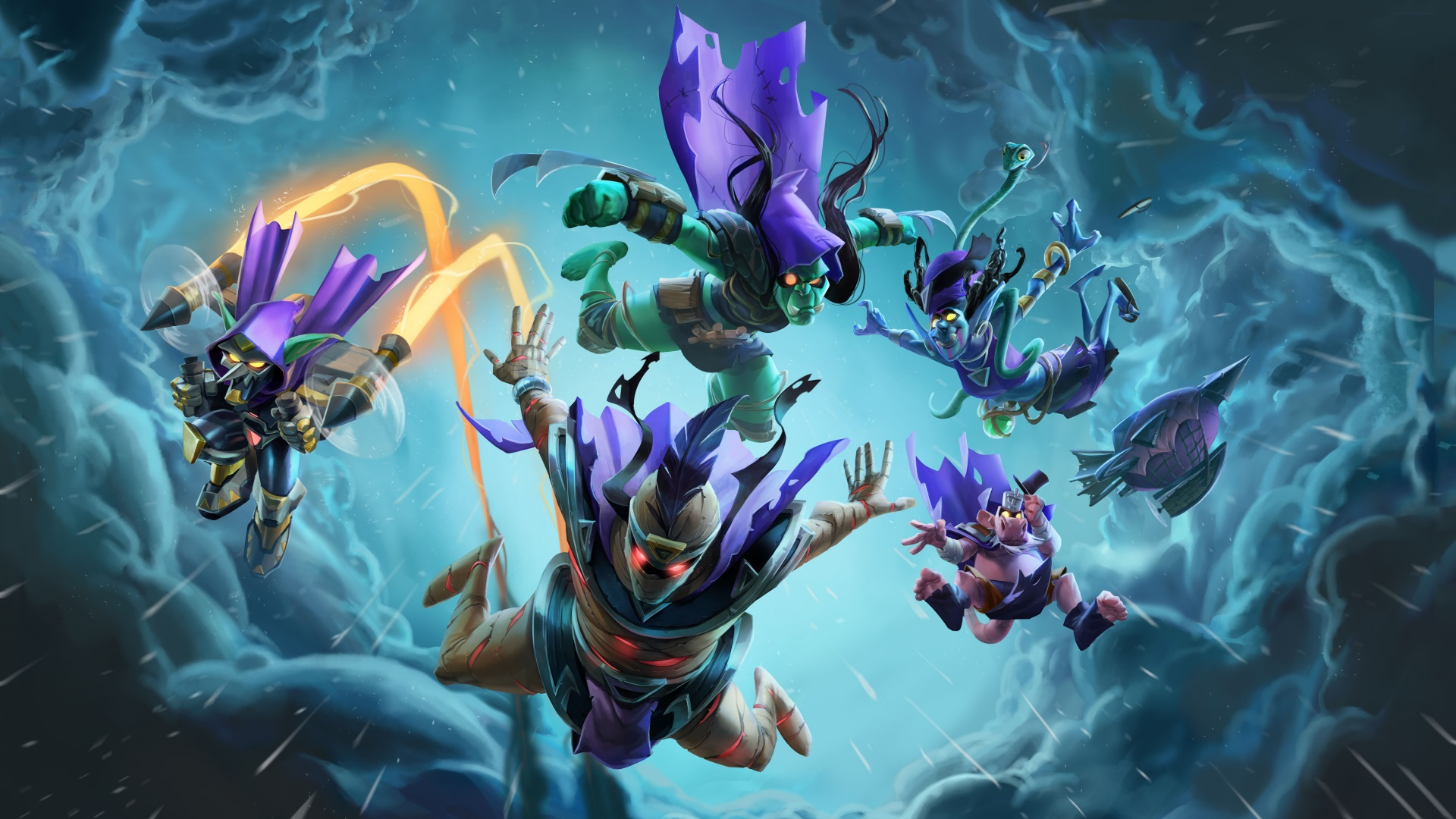 Wallpaper Wow Hd Hearthstone S Rise Of Shadows Gets Dastardly With A