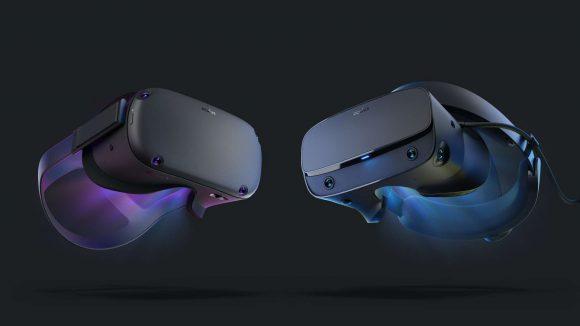 Oculus Quest and Oculus Rift S headsets