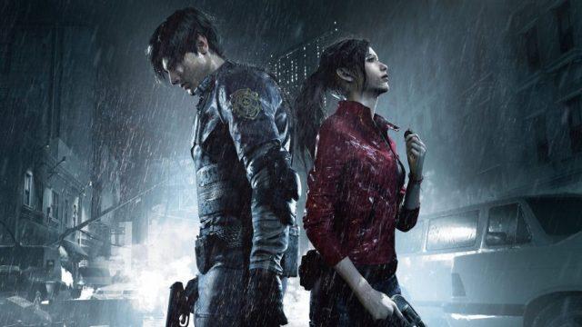 Hasil gambar untuk Resident Evil 2 Remake
