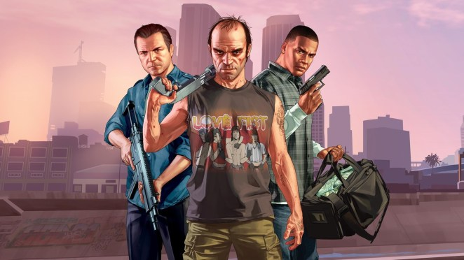 Grand Theft Auto 6 Credit Rockstar games