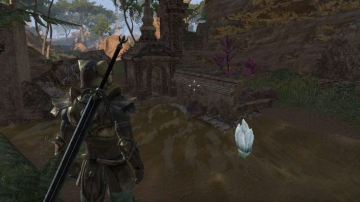 ESO sites Elsweyr Skyshards: where to catch easy skill