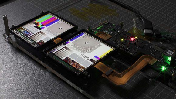 Valve Index screens