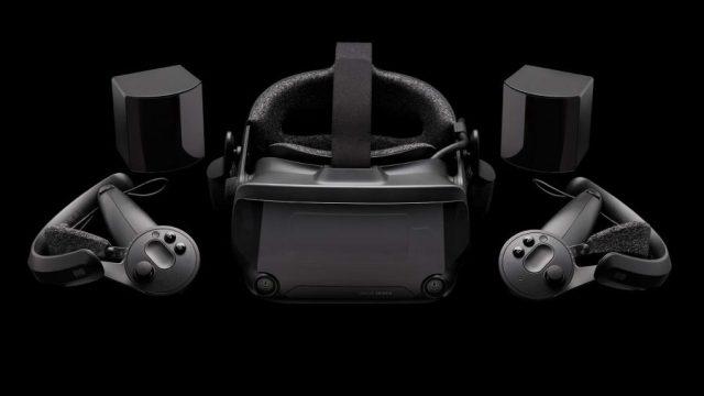 Valve Index Virtual Reality kit