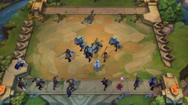 the best auto chess games you can play right now | pcgamesn