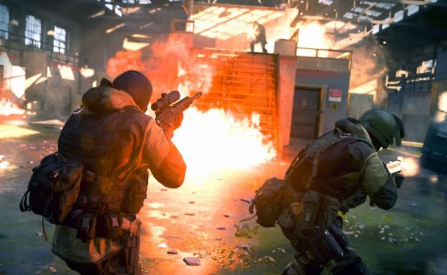 Call Of Duty Modern Warfare S Gunfight Is My Dream Game