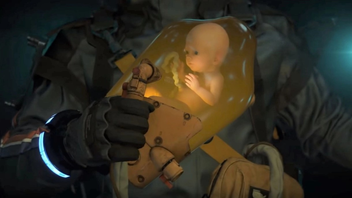 Image result for Death Stranding BB