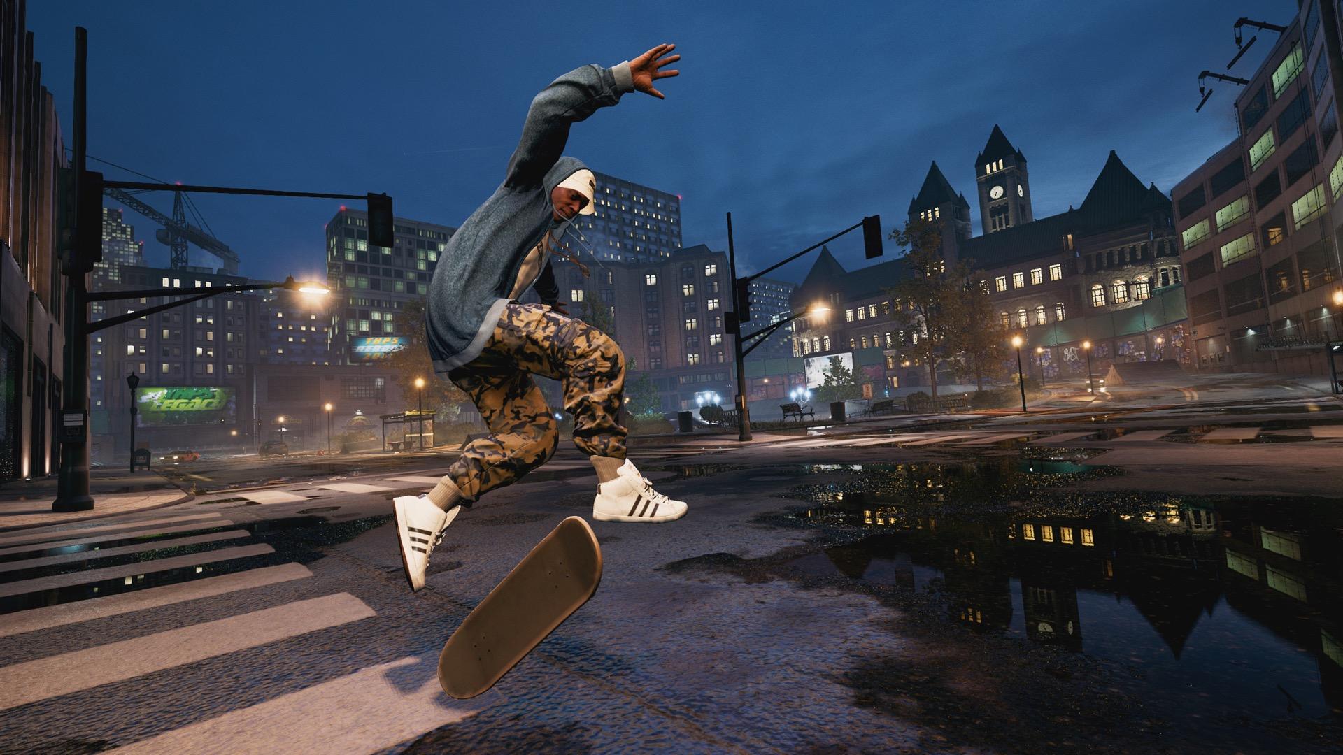 Tony Hawk's Pro Skater 1&2 Remaster Adds 8 New Athletes
