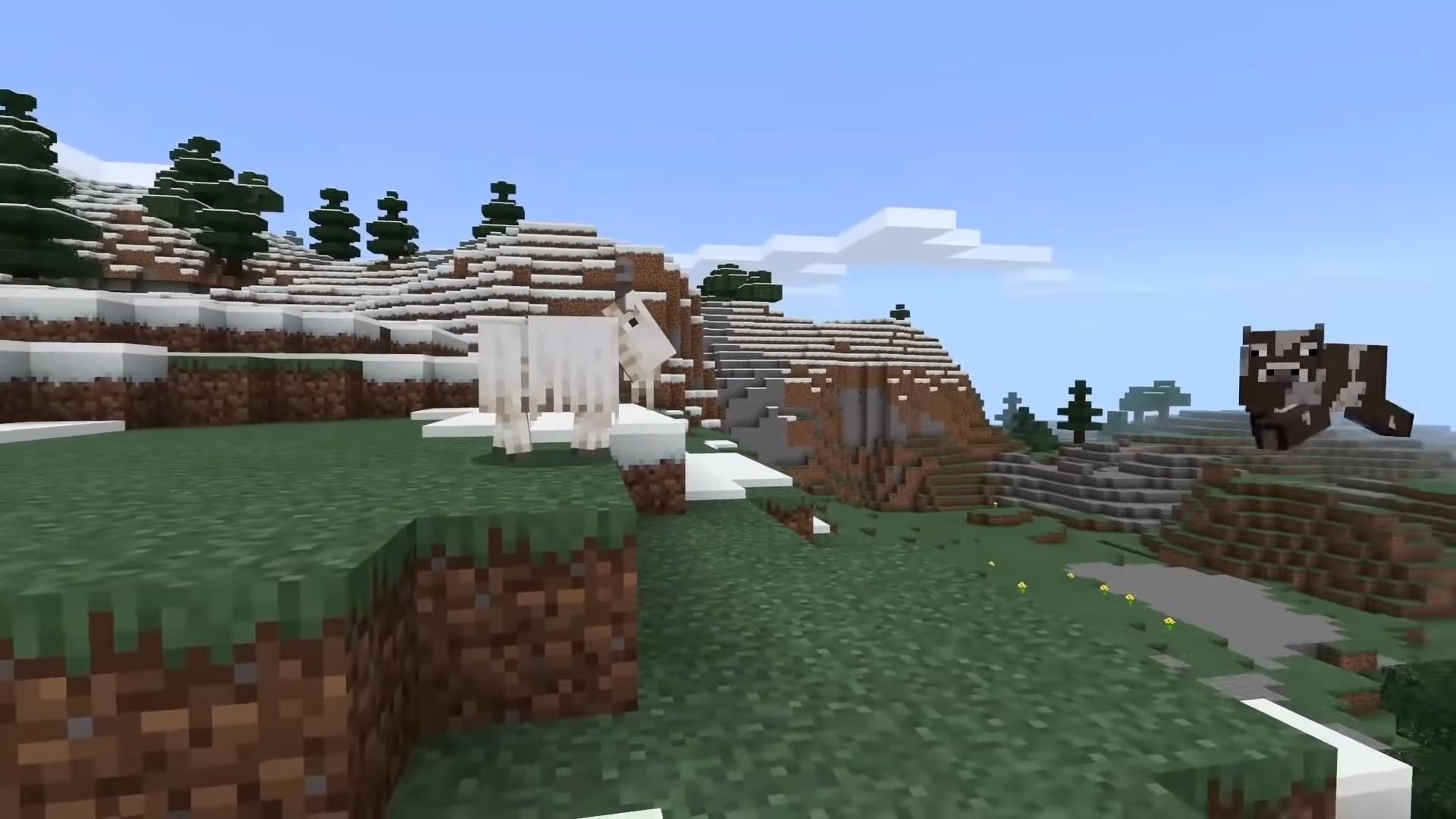 1.17 replace Minecraft – half 1 options holes Cliffs