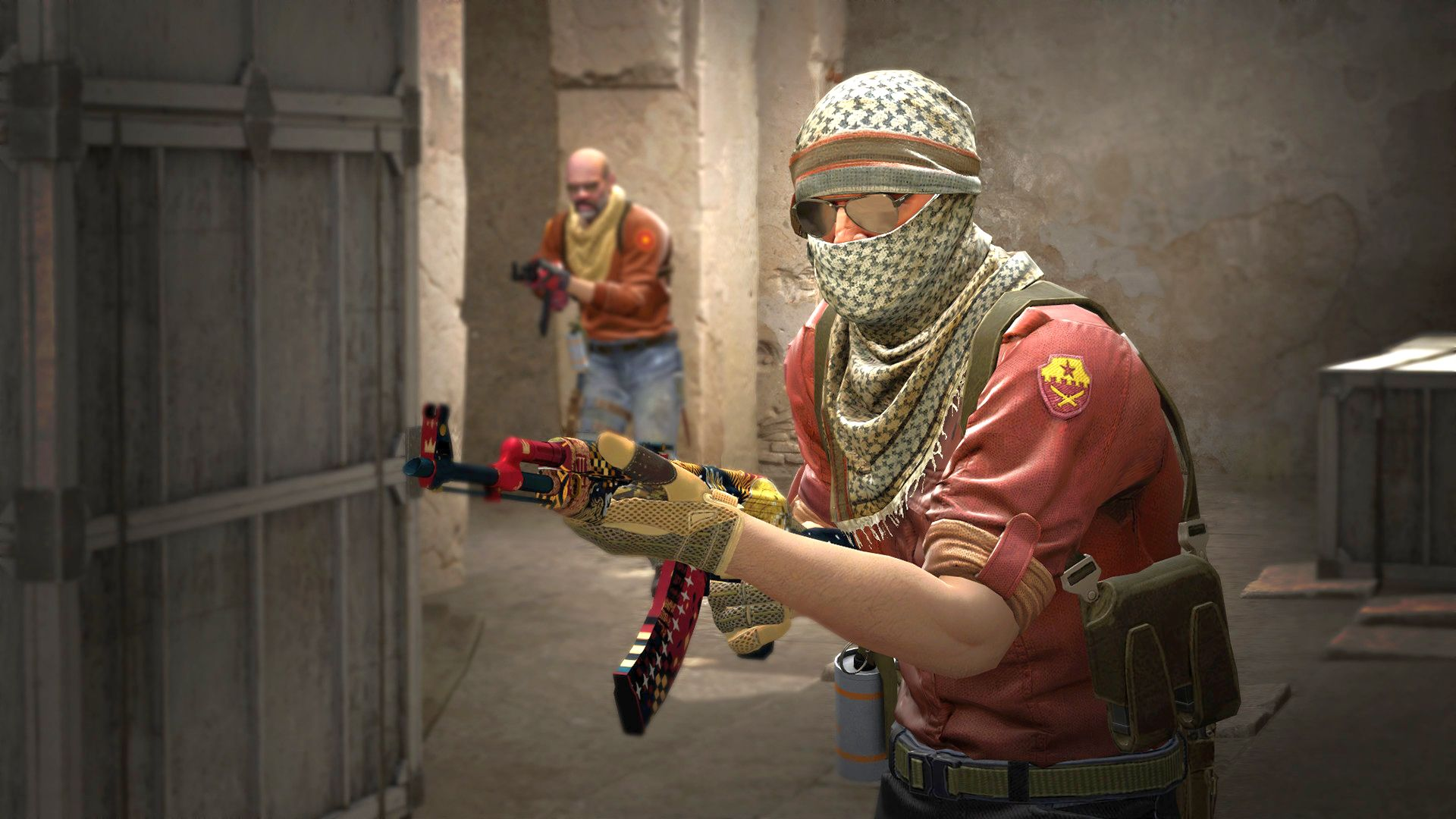 CS: GO is new and replace now ranked gamers pay for his or her work