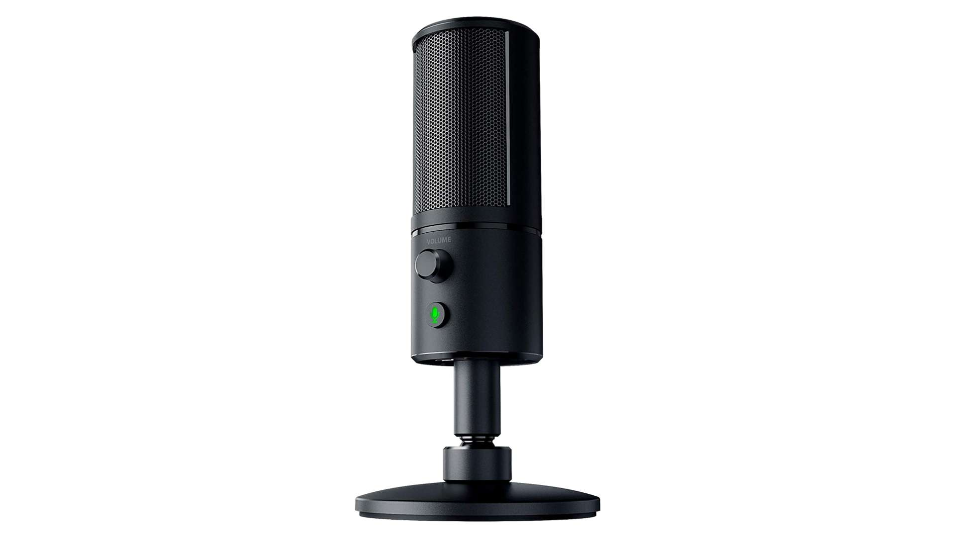 Razer Seiren 10's game at the microphone is 37% cheaper