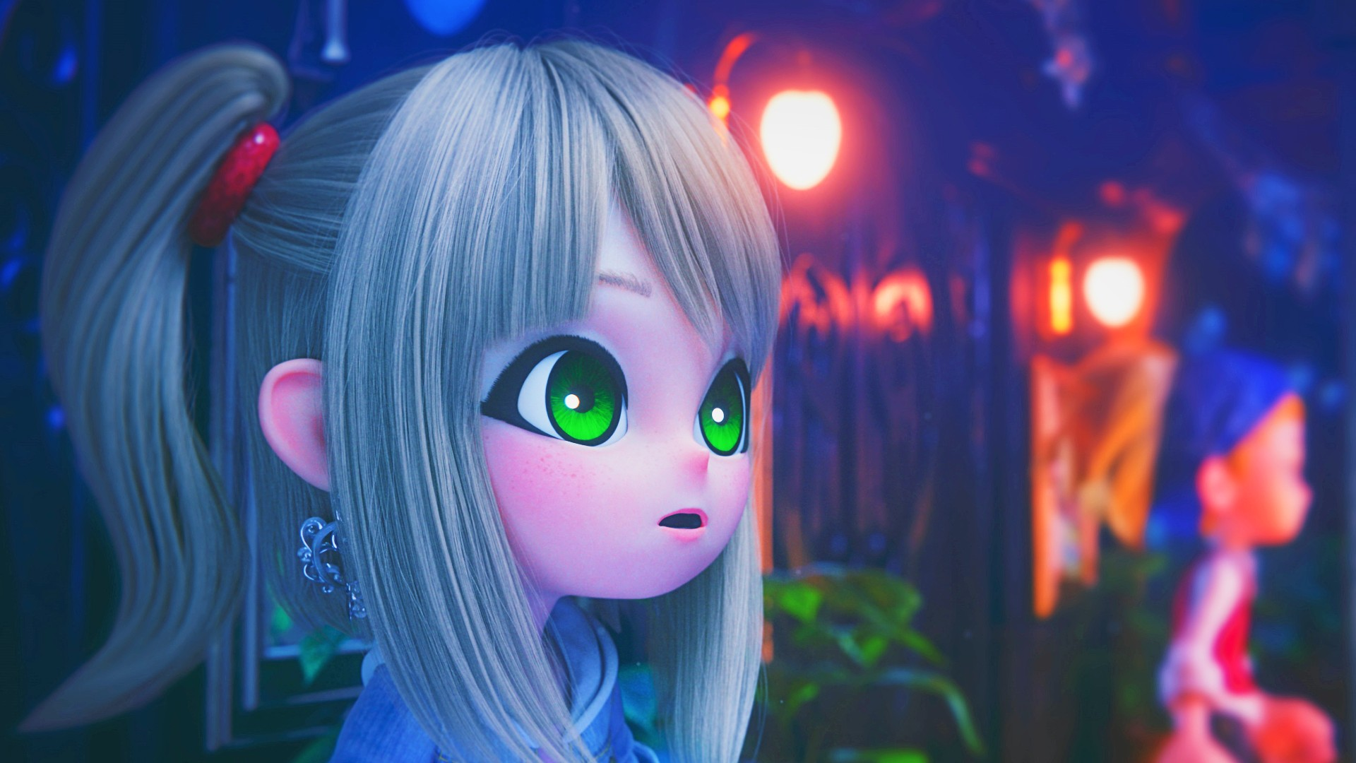 Sonic writer confirms the departure Balan Wonderworld lorem Square Enix