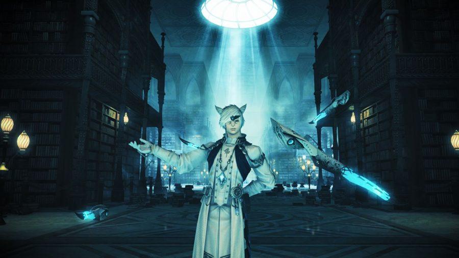 A Sage in FFXIV Endwalker
