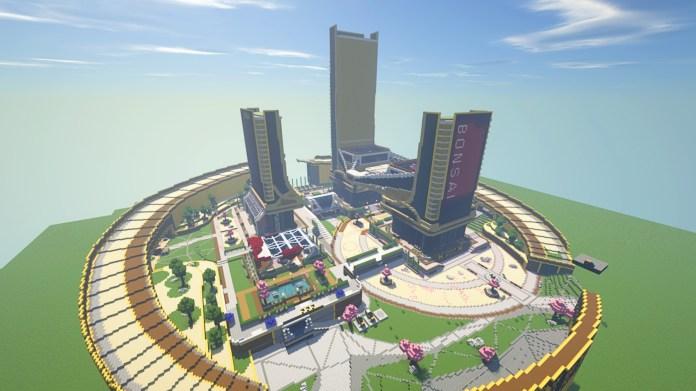 Apex Legends fan spends two months rebuilding new Minecraft
