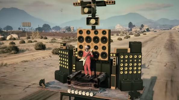 GTA 5 mod brings Mad Max Doof Wagon to Los Santos streets
