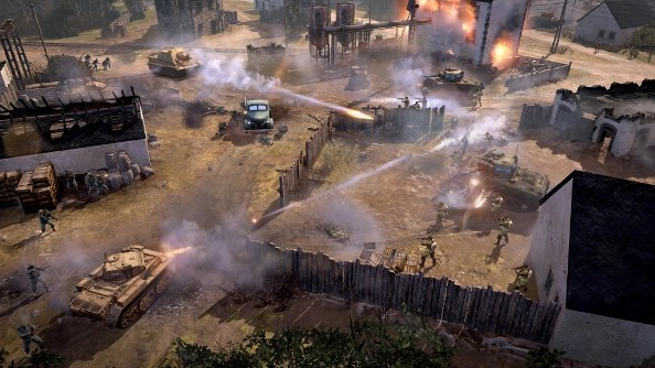 how company of heroes