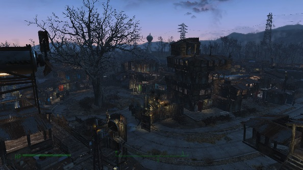 Fallout 4 settlements the biggest and best  PCGamesN